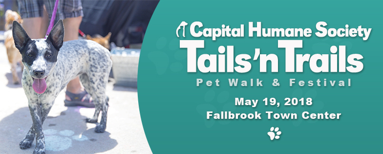 2018 Tails 'N Trails Pet Walk & Festival